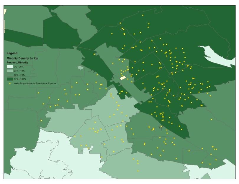San Jose Wells Fargo Foreclosures