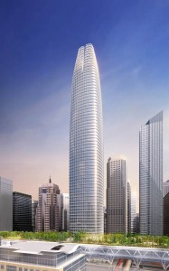 The Transbay Transit Tower. (Transbay Joint Powers Authority)