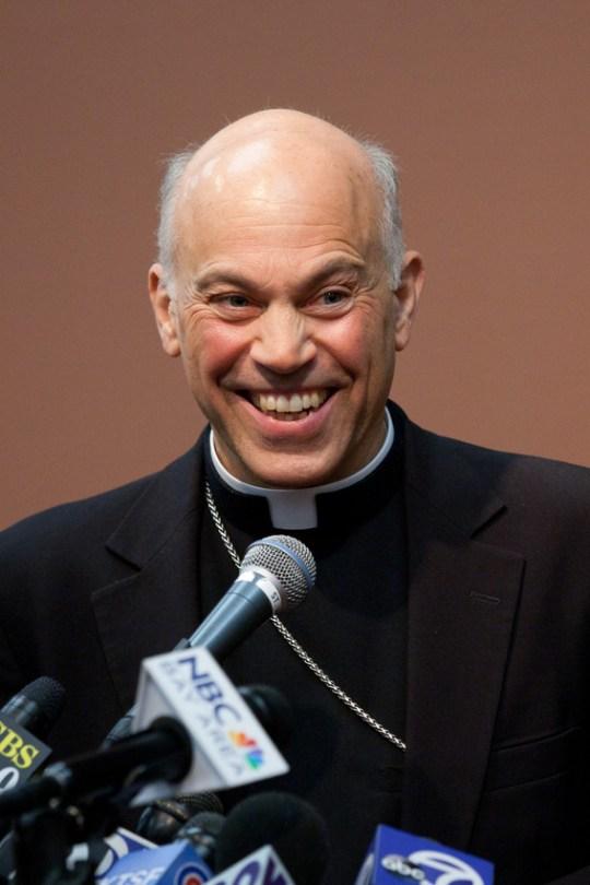 Archbishop Salvatore Cordileone (Deborah Svoboda/KQED)