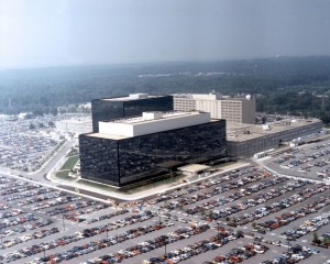 NSA headquarters in Fort Meade, Maryland. (NSA vis Getty Images)