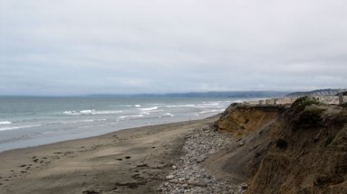 Ocean Beach in San Francisco (Molly Samuel/KQED)