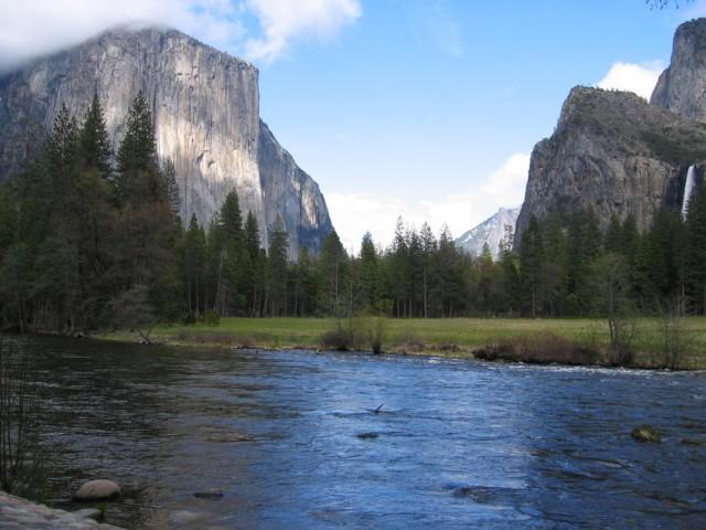 El Capitan in Yosemite National Park (Craig Miller/KQED).