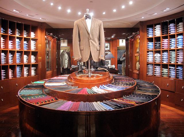 Ralph Lauren shop. (thinkretail / Flickr)