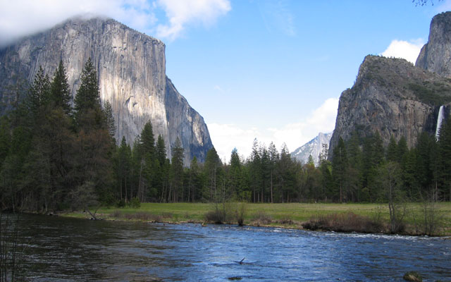 El Capitan, in Yosemite National Park (Craig Miller/KQED)