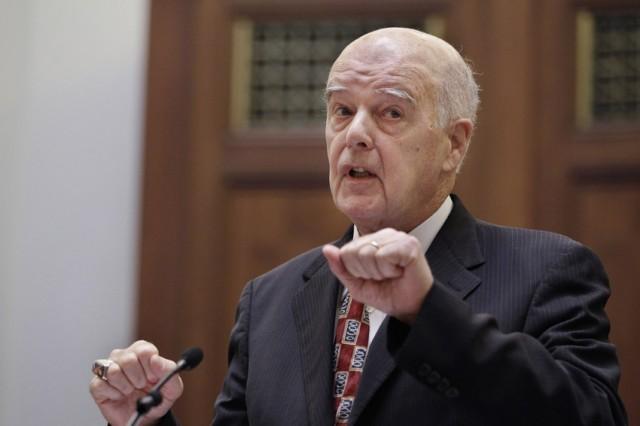 Attorney James Brosnahan. (AP Photo/Paul Sakuma/Pool)