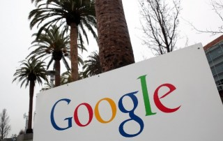 Google headquarters in Mountain View. (Justin Sullivan/Getty Images)