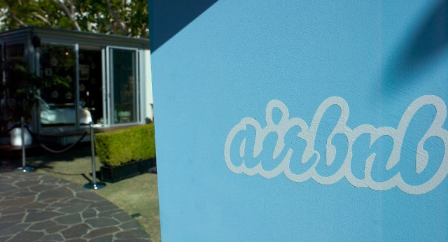 Airbnb is a very popular way to find short-term rentals. 2013 file photo. (Chris Weeks/Getty Images)