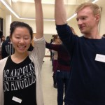 Abstract Math Concepts Spring to Life at UC Square Dancing Club
