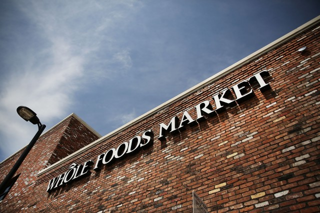 The 74 Whole Foods stores in California will face random quarterly audits.(Spencer Platt/Getty Images)