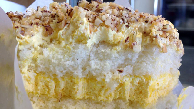Burnt Almond Cake, a San Jose Specialty, Remains a Mystery