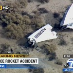 Pilot Dies as Virgin Galactic's SpaceShipTwo Is Destroyed in Test Flight