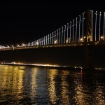 Say Goodbye to the Bay Bridge Lights ... For Now