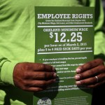 Oakland Minimum Wage Increases by 36 Percent Monday