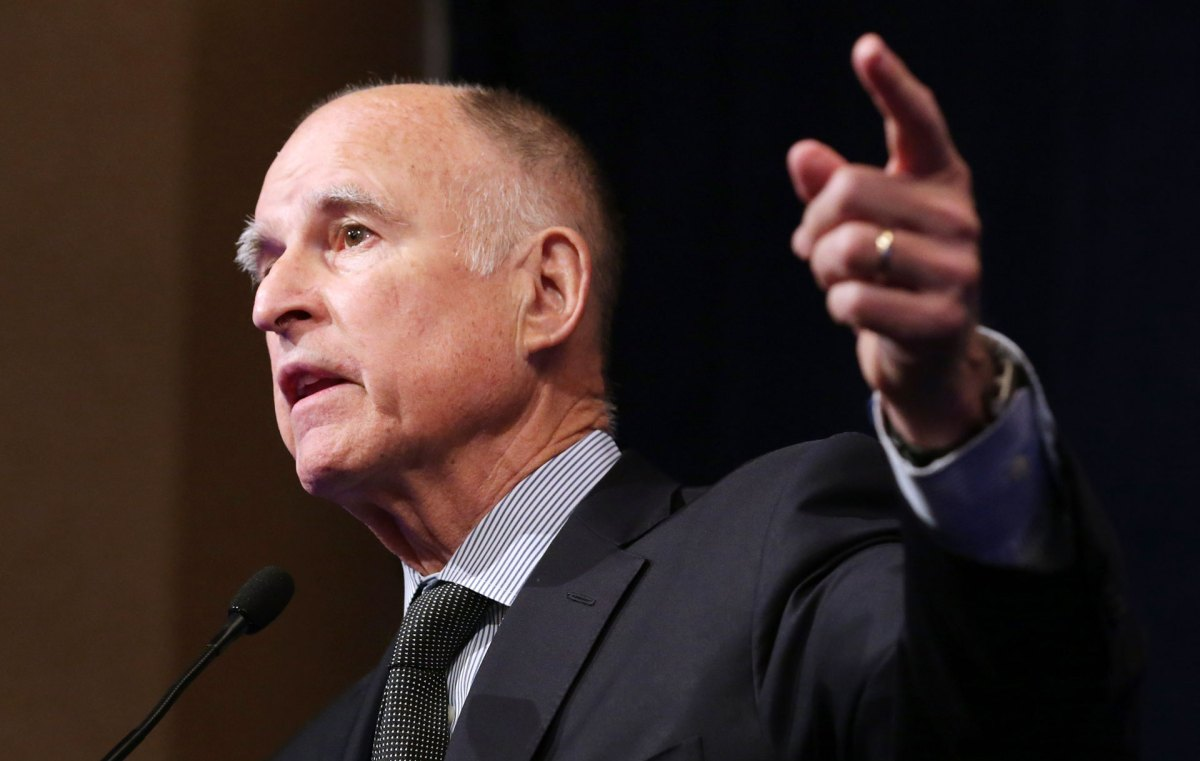 Prosecutors Cry Foul Over Jerry Brown's Ballot Measure