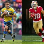 Meet Your New Favorite Niner: Former Rugby Star Jarryd Hayne
