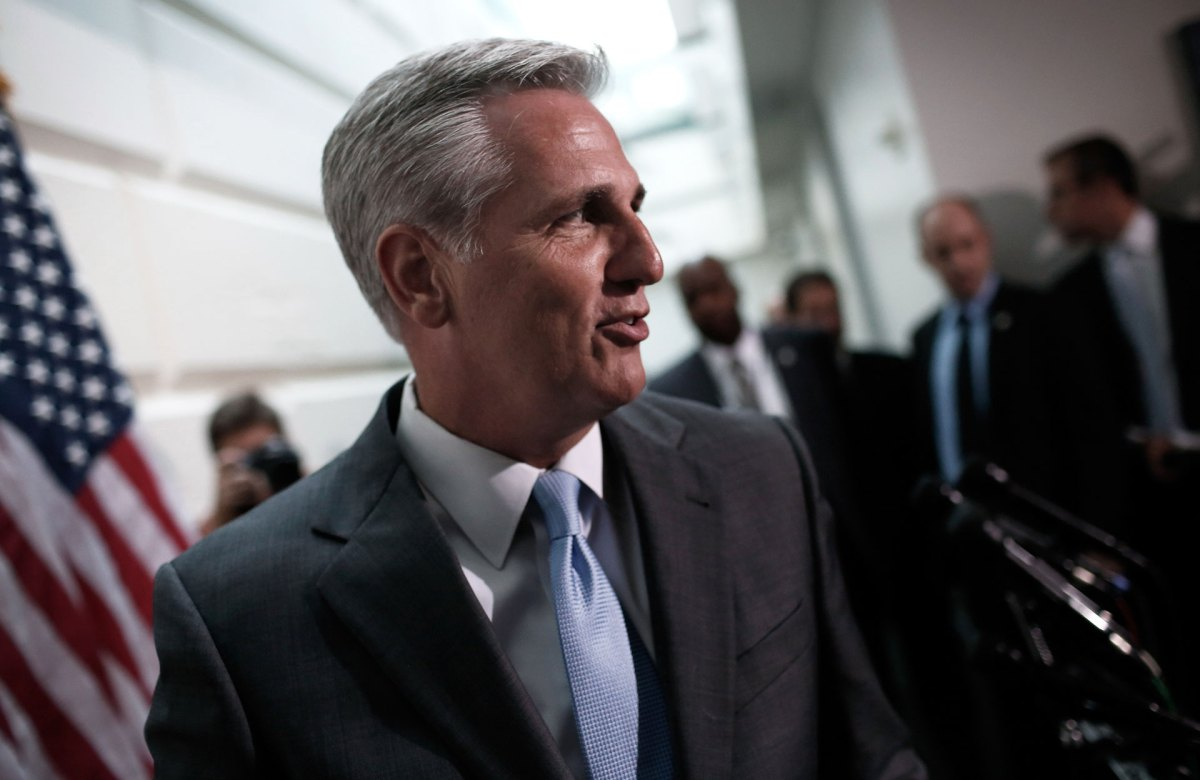 Is Kevin McCarthy Still a 'Bakersfield Boy'?