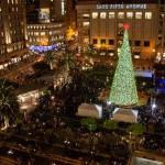 How the 86-Foot-Tall Union Square Christmas Tree Is Built