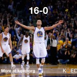 Warriors Set Record, Become First Team to Start Season 16-0