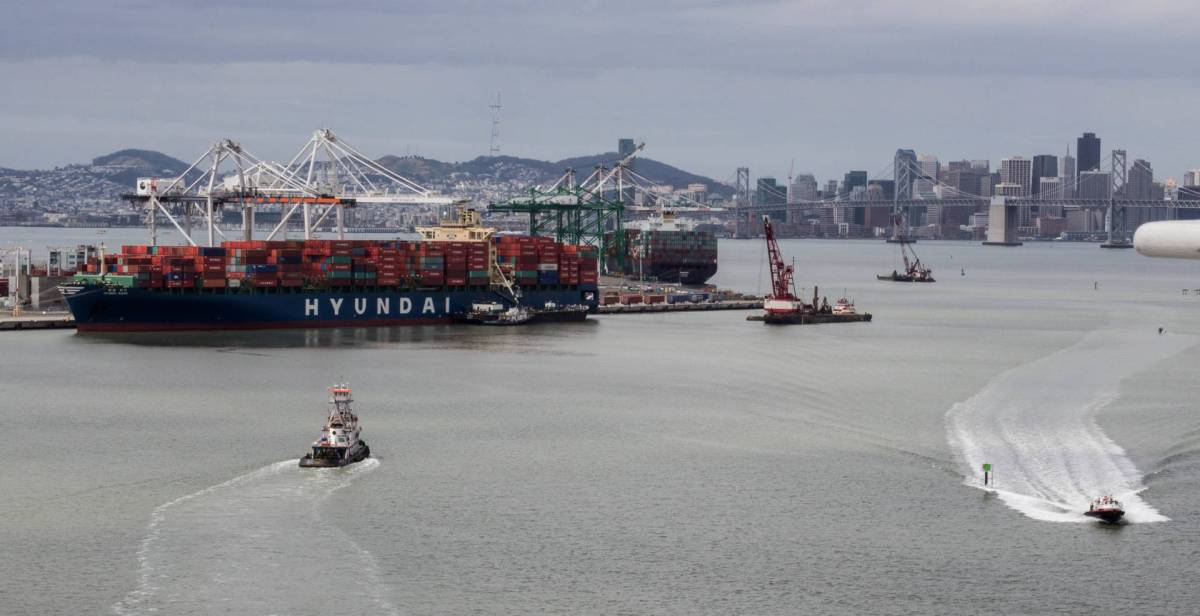 Oakland Retains Consultant to Study Impact of Coal Shipments