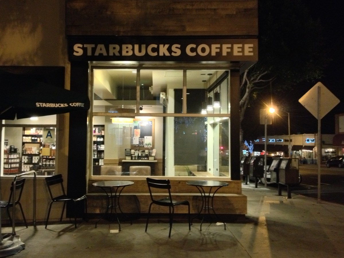 How Starbucks Got Tangled Up in L.A.'s Homelessness Crisis