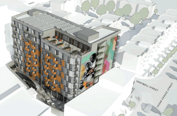 Neighbors of Mission District Affordable Housing Cry, 'Too Tall!'