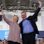 Hillary Clinton Picks Tim Kaine as Her Vice Presidential Running Mate