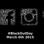 #BlackOutDay: The Story Behind the Campaign Taking Over Social Media