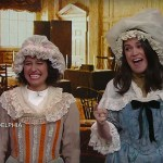 'Broad City' Stars Imagine How Colonial Women Would React to Hillary Clinton's Historic Nomination