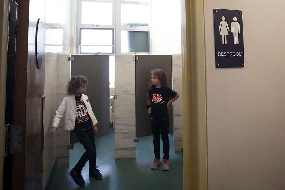 Have thought Middle school restroom sex are mistaken