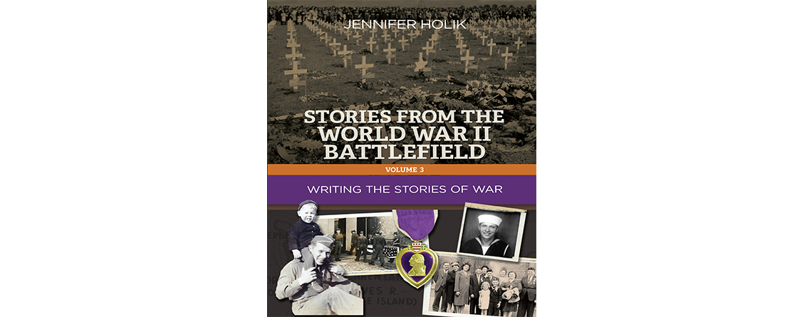 Writing the Stories of War (Volume 3)