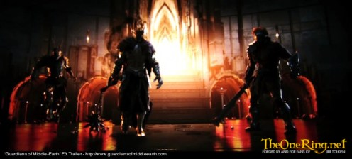 Guardians Of Middle Earth Video Game, E3 2012_The Bad-imp