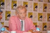 Ian McKellen ComicCon 2012