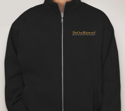 TheOneRing.net Sweatshirt with Logo