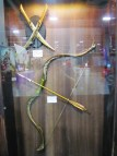 Tauriel's bow and knives, SLCC 2013.