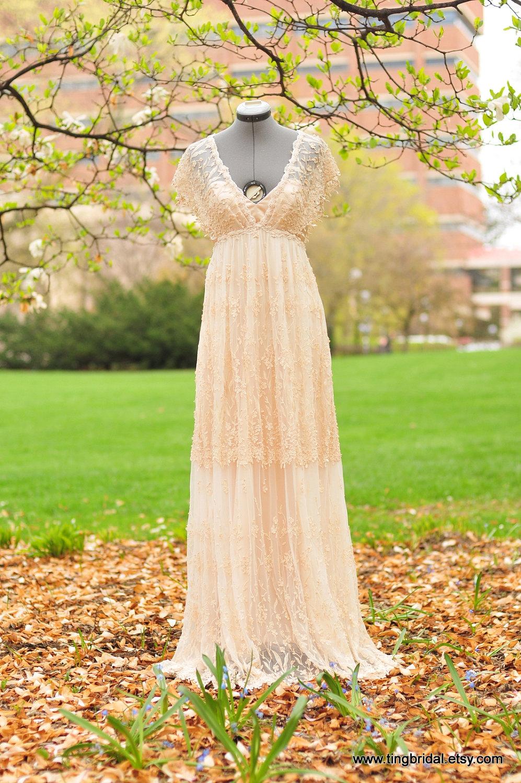 show me your woodlandbohofairy style dress woodland wedding dress Show me your woodland boho fairy style dress