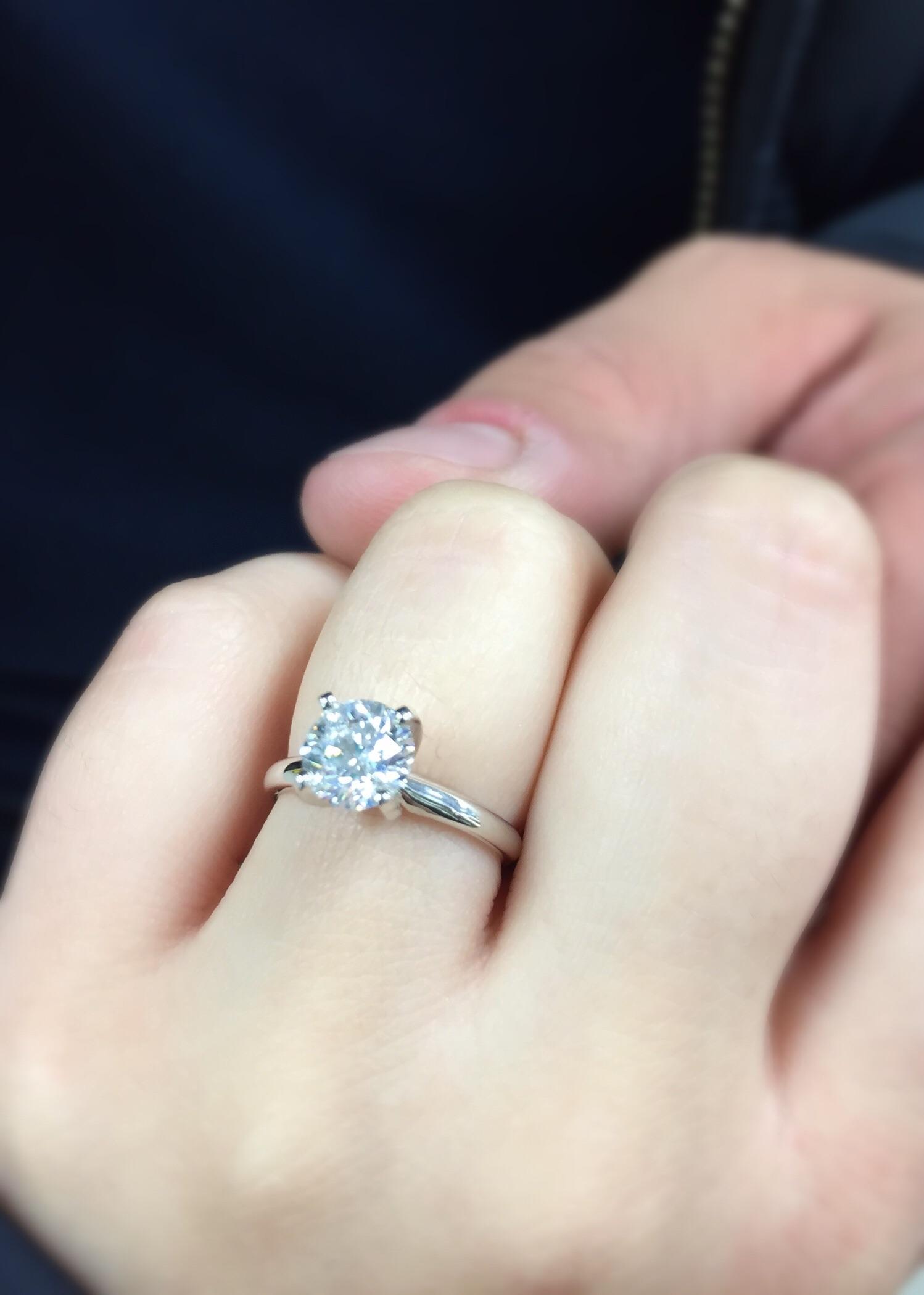 he went to jared im engaged jared wedding rings Post 2