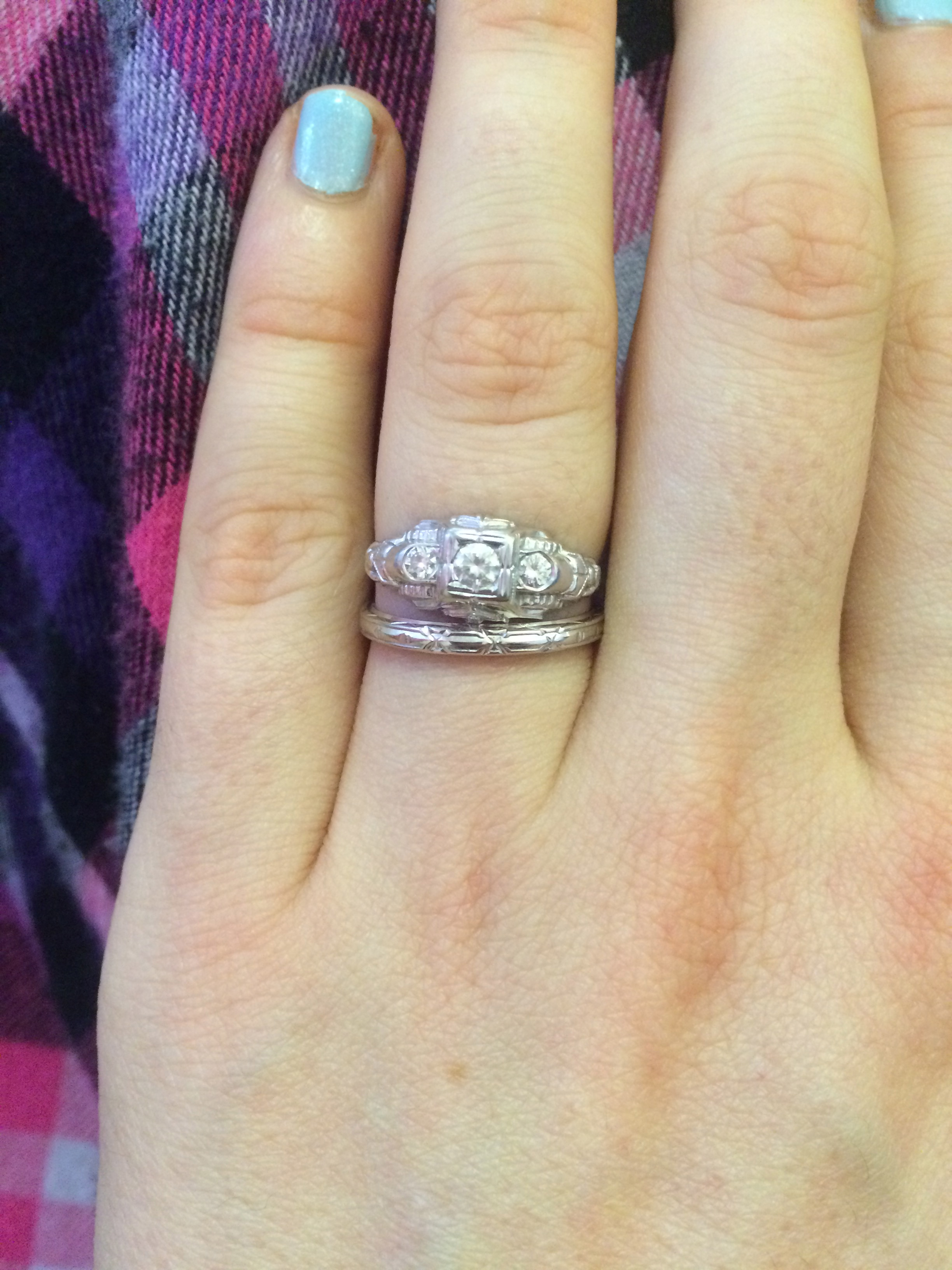 cheap ring options under preferably under cheap wedding band It was and it will definitely last a lifetime My wedding band is 18k gold and from the s and it cost