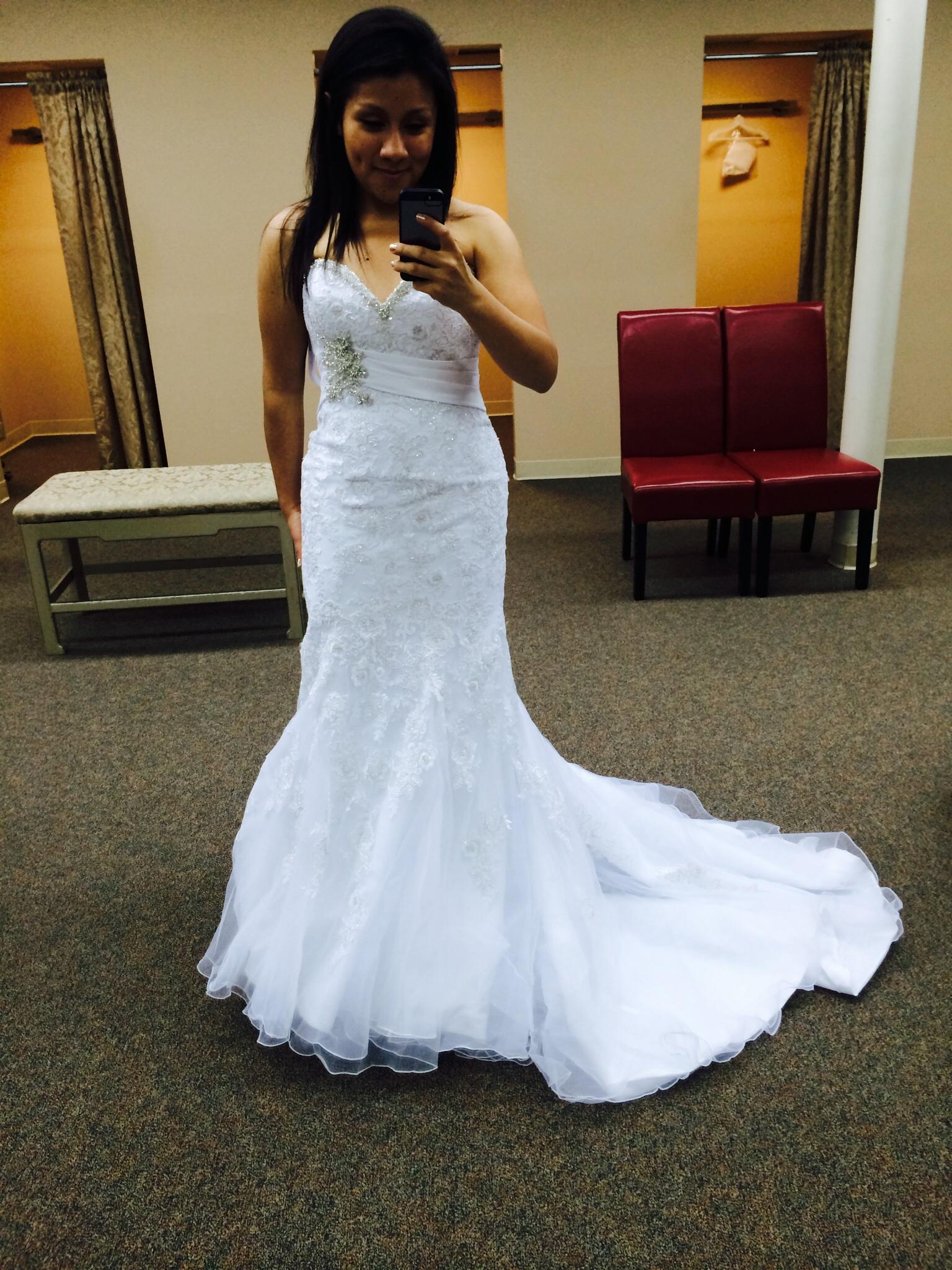 petite brides show me your trumpetfit and flare wedding dress petite wedding dress Petite brides show me your trumpet fit and flare wedding dress