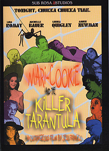 Poster do filme Mari-Cookie and the Killer Tarantula