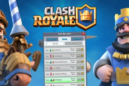 clash royale clans supercell