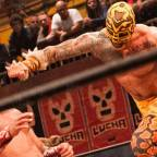 Lucha Underground on ESPN, great chance, not a great sell