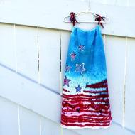 Make a Patriotic Dress In 3 Easy Steps