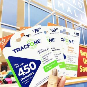 Tracfone and Safeway rewards