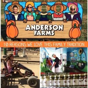 10 Reasons We LOVE Anderson Farms