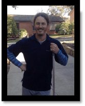 Troy Levier -  Volunteer Garden Guide