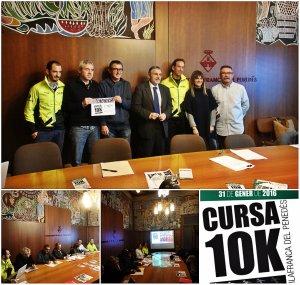 Acte de presentació 6eana edició 10k Vialfranca