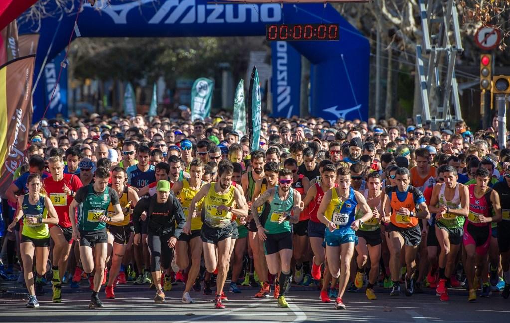 10K Vilafranca 2019 - Sortida