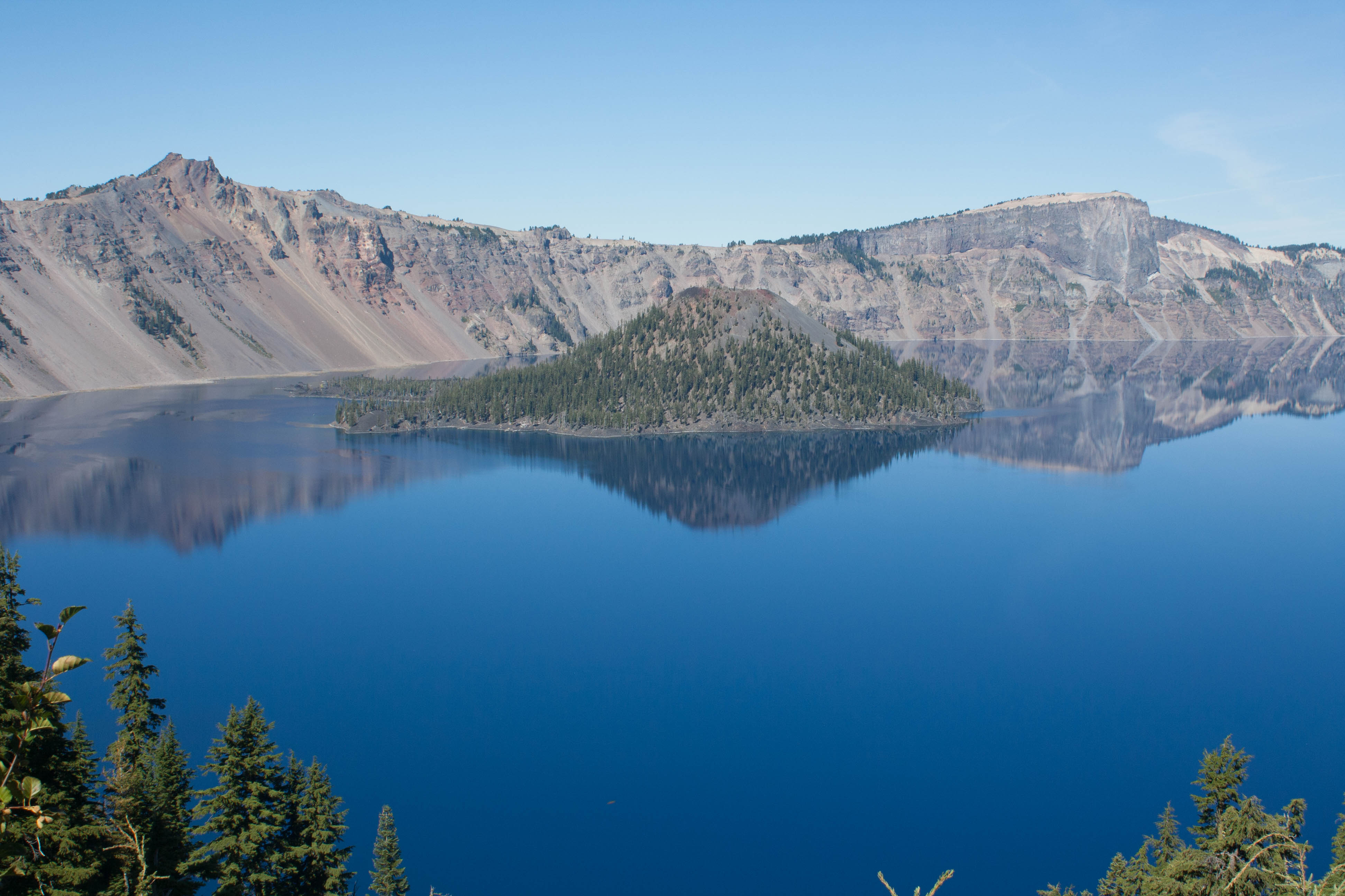 Crater Lake Dog Friendly