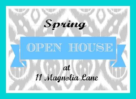 spring open house button