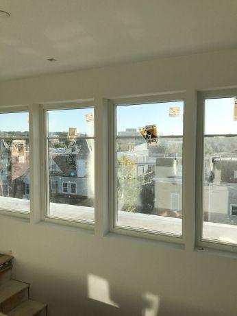 dog house window
